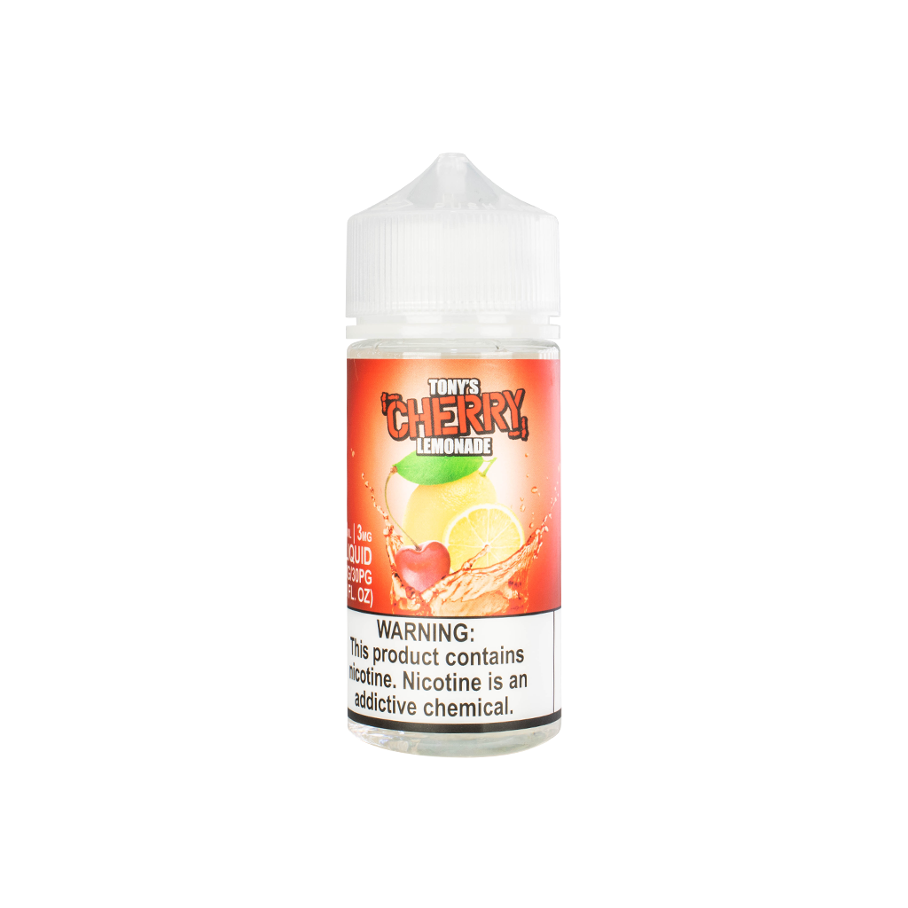 Tonys Cherry Lemonade E-Liquid 100mL