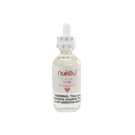 Lava Flow Ice Naked 100 E-Liquid 60mL