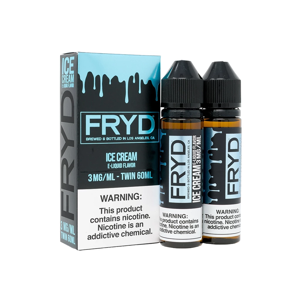 Ice Cream FRYD E-Liquid 120mL
