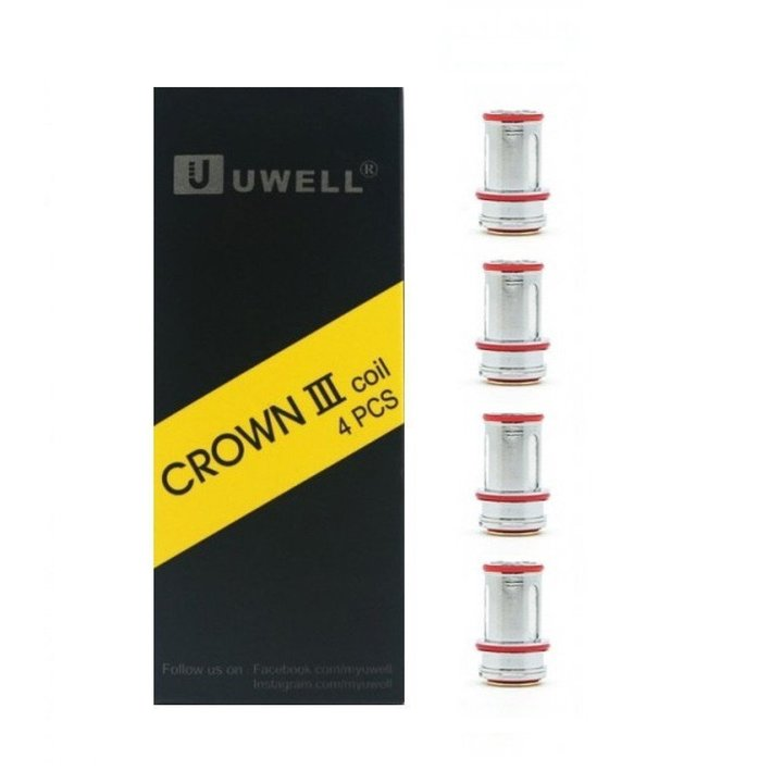 Uwell Crown 3 Atomizer Coils