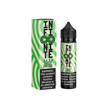 Ampere Infinite Ohms E-Liquid 60mL