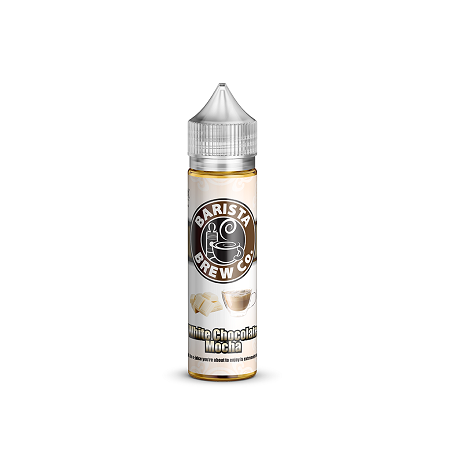 White Chocolate Mocha Barista Brew E-Liquid 60mL