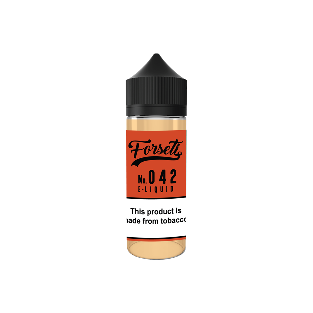 No. 042 Forseti E-Liquid 120mL