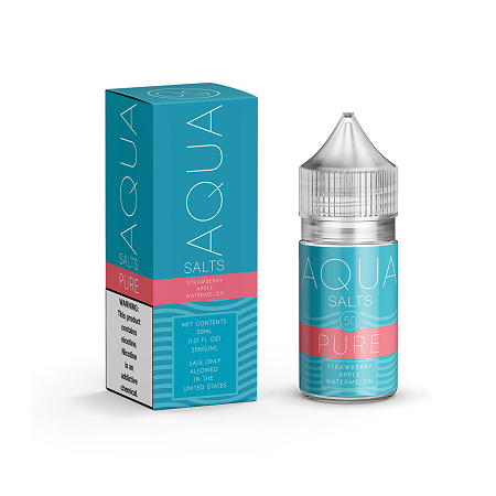 Pure Aqua Salt E-Liquid 30mL